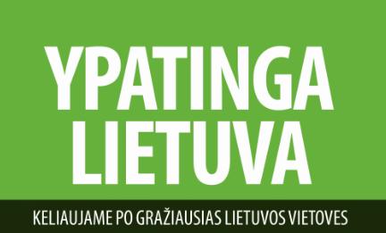 """Naujos knygos """"Ypatinga Lietuva"""" pristatymas"""