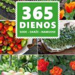 365 dienos sode, darže, namuose (su mini defektais) 1