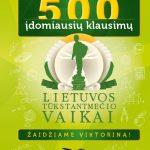 500 įdomiausių klausimų