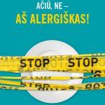 Ačiū, ne – aš alergiškas! 1