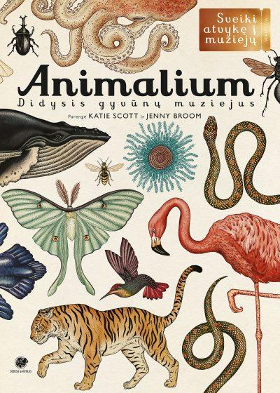 Animalium. Didysis gyvūnų muziejus