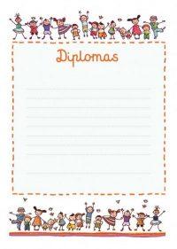 """""""Draugų"""" diplomas"""