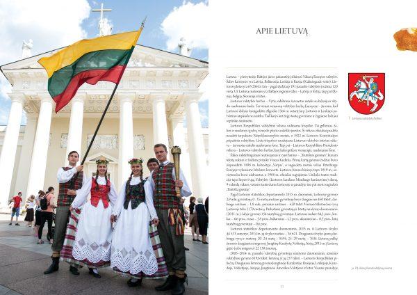 Bernsteinland Litauen (vokiečių kalba) 2