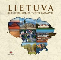 Lithuania. 100 places to visit