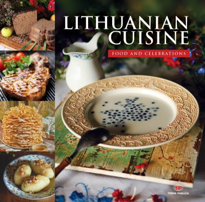 Lithuanian cuisine. Food and Celebrations (su mini defektais)
