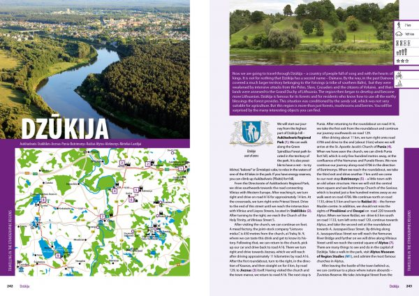 Lithuania travel guide (anglų kalba) 2