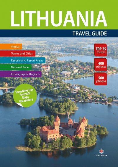 Lithuania travel guide (anglų kalba)
