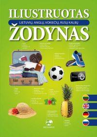 Iliustruotas lietuvių, anglų, vokiečių, rusų kalbų žodynas