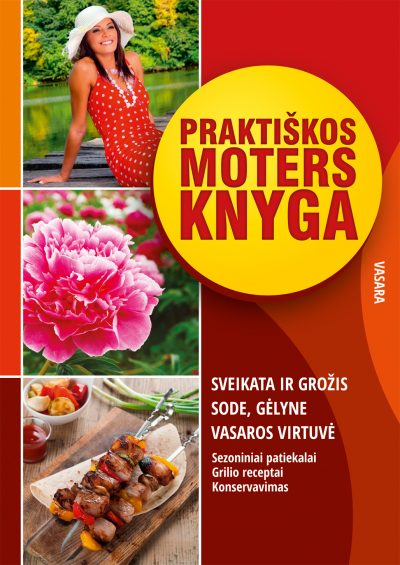 Praktiškos moters knyga. Vasara